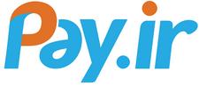 لوگوی درگاه پرداخت pay.ir